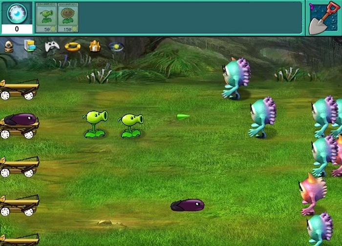 Juega A Plants Vs Zombies Online Y Gratis
