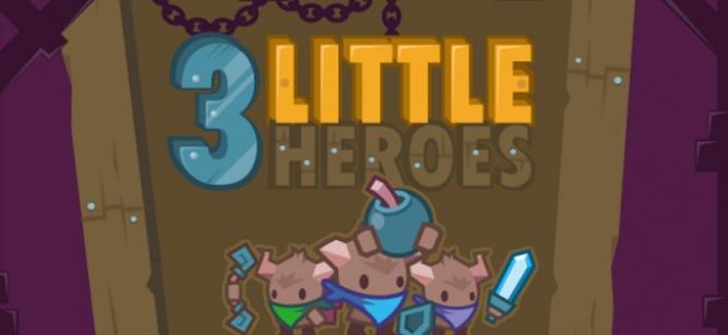 Defiende tu reino con la ayuda de estos tres pequeños héroes