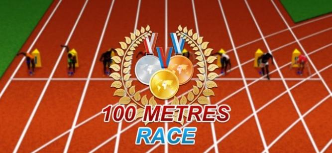 Demuestra que eres el rey de la velocidad en las carreras de 100 metros lisos