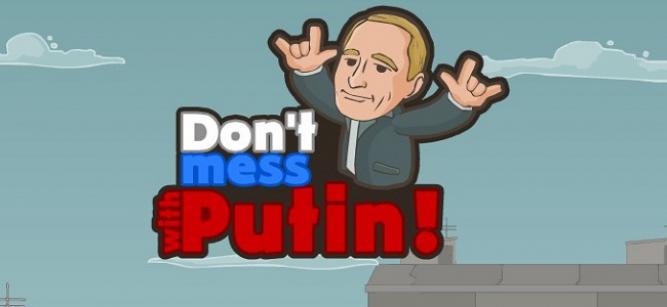 Ponte de parte de Vladimir Putin y ayúdale a ganar votos