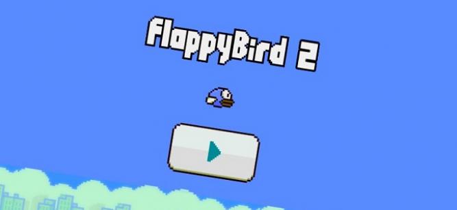 Disfruta de la segunda parte del adictivo Flappy Bird