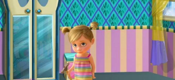Diseña la habitación perfecta para Riley de Inside Out