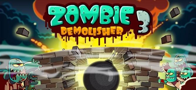 Destrucción masiva de zombis con todo tipo de herramientas de derribo y demolición