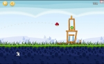 Angry Birds - Primer nivel