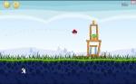 Angry Birds - Primer nivel