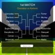 Consulta el cuadro del torneo para ver contra quién te toca jugar en ATP Tennis
