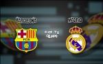 Juega con tu equipo favorito en Barcelona vs Real Madrid