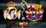 El clásico está a punto de comenzar en Barcelona vs Real Madrid