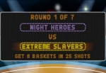 Participarás en un campeonato por rondas en Basketball Classic