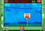 Pon a prueba tu puntería con un balón en Basketball Classic