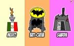 Batman tendrá que viajar por medio mundo para vérselas con Saw