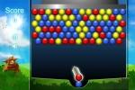 Apunta bien y dispara las bolas para juntar 3 del mismo color