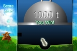 Si logras despejar la pantalla de Bouncing Balls pasarás al siguiente nivel