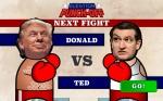 Enfréntate en duelos uno contra uno contra otro candidato a la presidencia