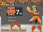 Te enfrenterarás a temibles rivales en cada pantalla de Boxeo Naruto