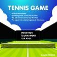 Elige jugar un partido de exhibición o el torneo de Wimbledon