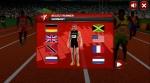 Selecciona la nacionalidad del atleta que quieres controlar