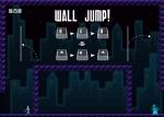 Salta y trepa por paredes para poder superar diferentes alturas