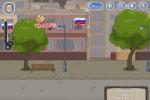Recorre la máxima distancia posible recogiendo banderas de Rusia