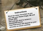 Presta atención a las instrucciones si quieres poder sobrevivir a Counter Striker