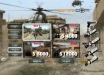 Escoge uno de los múltiples escenarios disponibles en Counter Striker