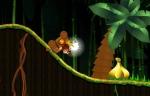 Procura no perder el equilibrio y estrellarte con tu coche en 'Donkey Kong Country'