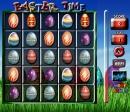 Enfréntate al tablero lleno de huevos de Pascua en Easter Time