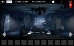 Explora habitaciones oscuras en busca de pistas que te ayuden a escapar
