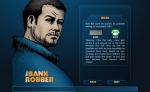 Roba banco lo más rápido que puedas sin tomar riesgos innecesarios