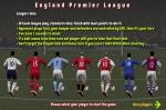 Escoge a tu equipo favorito de la liga inglesa: Chelsea, Manchester, Arsenal, Liverpool, etc.