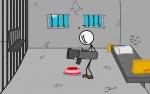 Decide cuál de los objetos disponibles quieres usar para tu huida en Escapando de la cárcel