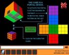 Sigue el patrón de la plantilla y resuelve el cubo lo antes posible