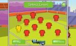 Supera los 11 niveles del juego, uno por cada jugador titular de tu selección