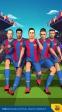 Messi, Neymar, Suárez, Piqué e Iniesta protagonizan el juego del Barça