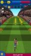 Avanza por los escenarios hasta llegar al Camp Nou donde tendrás que seguir corriendo sin parar