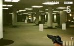 En Lobby dispararemos desde la entrada de un hotel, entre sus columnas en Fire@Will