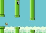 Sortear las tuberías de diferentes alturas es todo un reto en Flappy Bird 2 Online