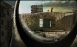 Activa el modo francotirador pulsando la barra espaciadora