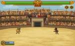Salta a la arena para enfrentarte a otros poderosos gladiadores