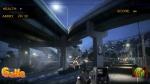 Dispara a todos los enemigos que aparecerán de la nada debajo del puente