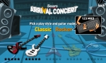 Guitar Hero to permite elegir entre el modo Classic o el modo Rocker