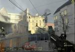 Apunta y dispara con el ratón a los enemigos en Half Life 2: Total Mayhem