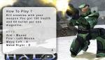 Aprende cómo jugar a Halo - Combat Evolved con las instrucciones que se proporcionan