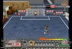 Elige la dirección y la potencia del disparo en Inazuma Eleven