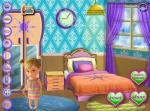 Podrás personalizar armarios, lámparas, relojes, camas y cortinas