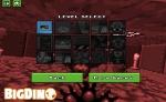 Completa diferentes niveles de laboratorio destruyendo a todos los mutantes