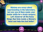 Descubre qué se esconde en el interior del cerebro de un Minion