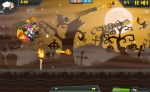 Completa saltos mortales y dispara cohetes para derrotar a tus rivales