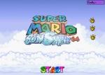 Pantalla de titulo de Super Mario 64