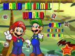 Mario y su hermano viajan al mundo de los animales para seguir metiéndose en líos